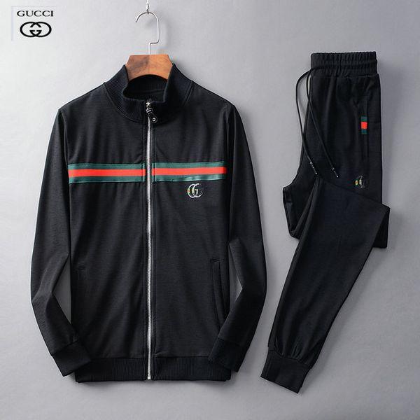 Und Xxxl Casual Sommer Jacke Trend Von Großhandel Muster M Amerika Horizontale Europa 2019 Fashion Langarm Set Neue Herren Streifen Sweaterjacke vN8mn0w
