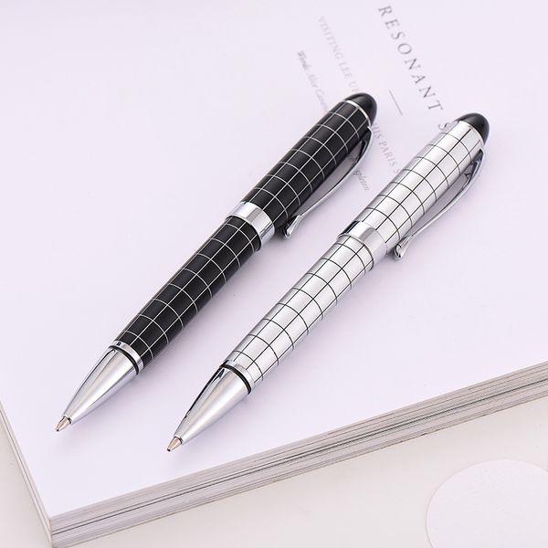 baoer 415 creative penRotating High Quality Gift Ball Pen Office Signature Writing Metal Ballpoint Writing Smooth Style Luxury