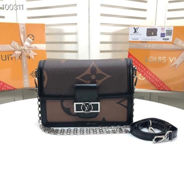 2019 New Shoulder Bags Handbag Designer Fashion Women Luxury Handbags Ladies Crossbody Bag Tote Bags PU Leather Manual Unique Popular Bag