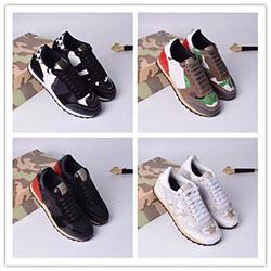 New wholesale High quality French Paris Suede leather men casual shoeshigh top fashion sneakers luxury shoes Arena men trainers d0642