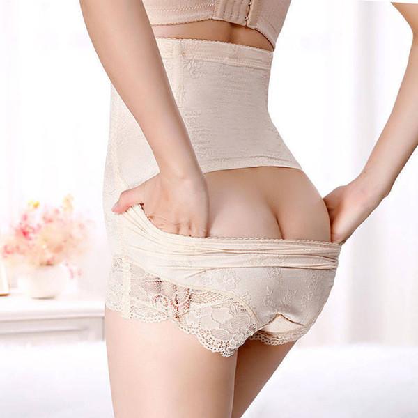 Taille Shaper levage Mise en forme Hip haut Sous contrôle Slim postpartum Respirant Pantalon ventre Butt Tummy Corset Pratique