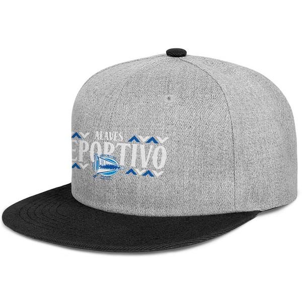 2019 Tendenze nuovo annuncio piatto regolabileDeportivo Alavés Babazorros El Glorioso etichetta hip hopsummer moda casual selvaggio Snapback cappello da baseball