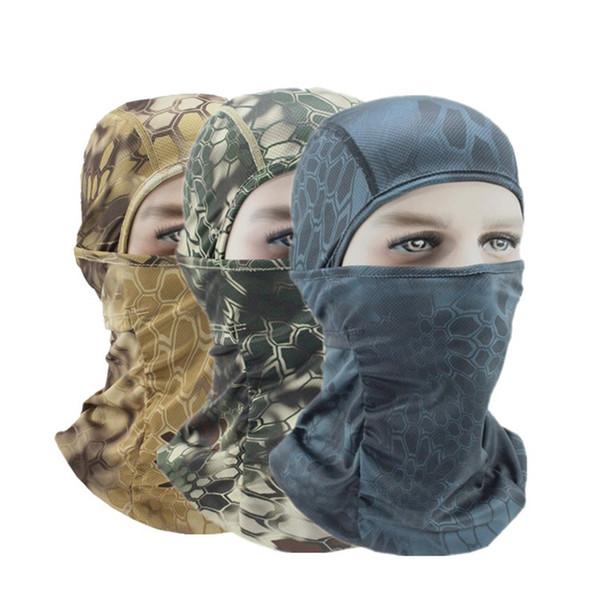 2019 горячий продавая задействуя маска для лица лыж шеи Защита Открытый Балаклава Полная маска для лица Ультра тонкий дышащий ветрозащитный # 40