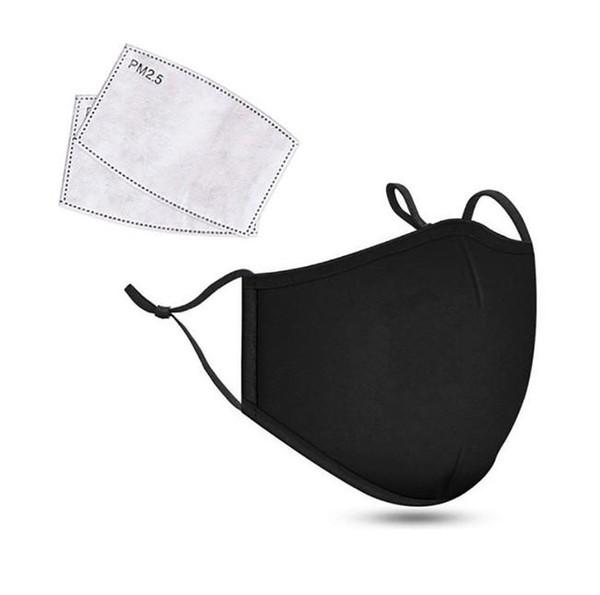 Adult nero con 2 filtri XNO Valore