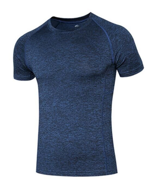 quick dry colthing training custom men fitness jerseys 2 colour