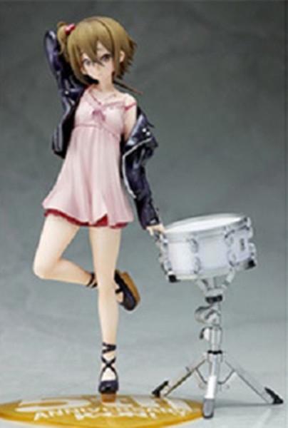 0523 Suzannetoylandjapanese Anime Stronger K-ON Ritsu Tainaka Sexy Girl Action Figures Model final sexy girl Toys 5th Anniversary Dolls Gift