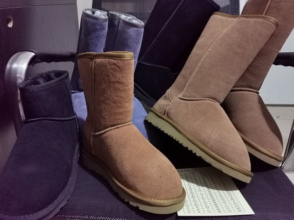 9 chestnut high boots