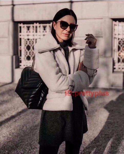 Berühmte 2019 Classic Designer Hochwertige Damen Handtasche Große Kapazität Schulter Tote Tag Handtasche Brieftasche MS Designer Handtaschen
