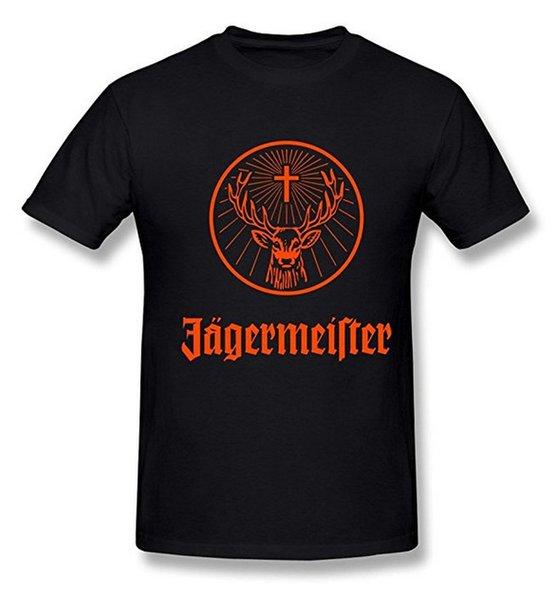 Acheter Tee Shirt Homme Jagermeister Music Tour Logo J190612 De $26.12 Du Landong01 | DHgate.Com