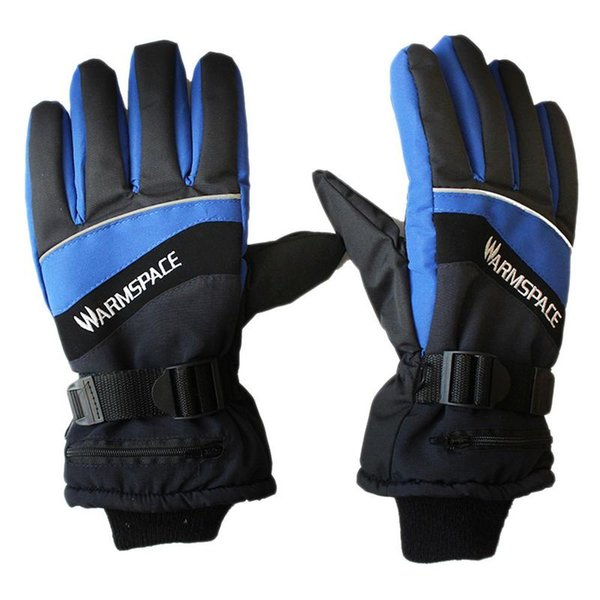 Hot Winter USB Hand Warmer Electric Thermal Gloves Rechargeable Battery Heated Gloves Cycling Motorcycle Ski With Battery