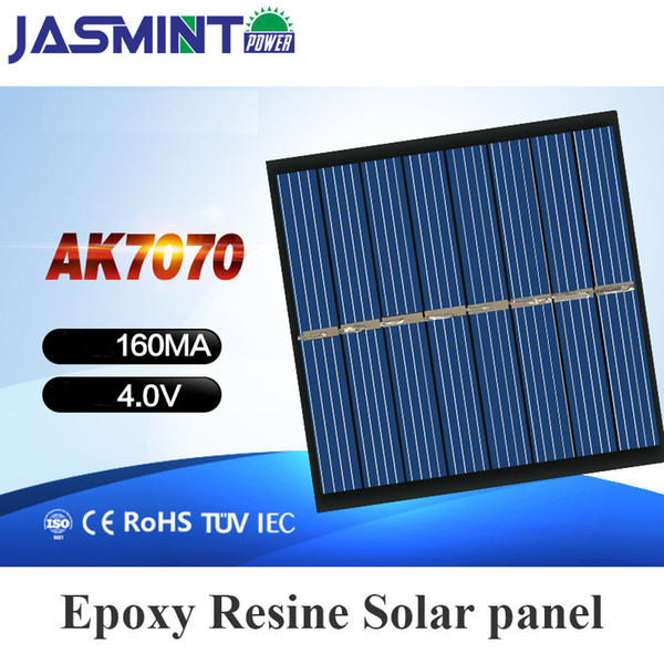 4v 160ma Diy Solar Panels Power Charger With Charging Board For Fan Caps Specifically Epoxy Resin Solar Panel Solar Power Inverter Solar Power Pros