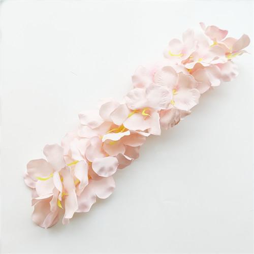 Rose clair 34cm
