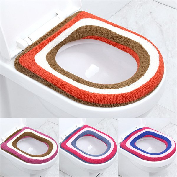 Stupendous 2019 Soft Warm Plush Toilet Seat Cover Mat Comfortable Washable Warmer Health Toilet Closestool Seat Cover From Misssecret 1 85 Dhgate Com Machost Co Dining Chair Design Ideas Machostcouk