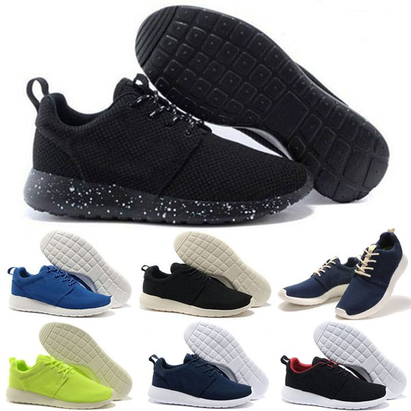 2019 New Hot sale Tanjun Casual Shoes men women black low Lightweight Breathable London Olympic Mens Casual Shoes size 36-46