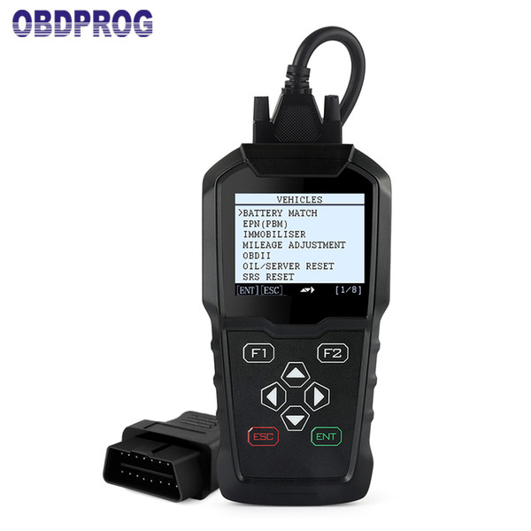 OBDPROG MT006 For VAG Program Professional Key programmer immobilizer odometer correction Mileage Adjustment ODB Diagnostic Tool