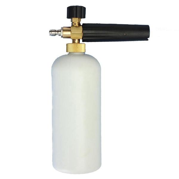 AU Stock Snow lancia schiuma spruzzatore sapone della rondella di pressione in bottiglia Car Wash Gun 1/4 1L
