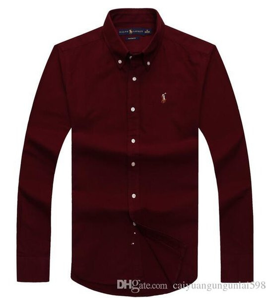 New Sales Famous Business men shorts sleeve Polo shirts Popular Cotton embroidery Wheat Polos Custom Designer made Fred Dress shirts 3027
