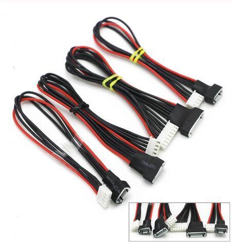 1 S 2 S 3 S 4 S 5 S 6 S équilibreur Rallonge JST-XH Lipo 20 cm câble batterie