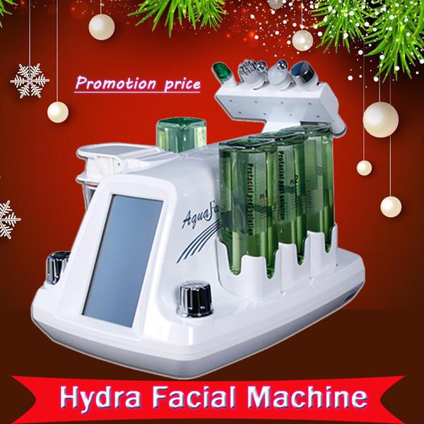 Hydra Facial Deep Cleaning BIO Microcurrent Face Lift Hydro Facial Skin  Tightening Treatment Spa Beauty Machine Diamond Microdermabrasion Facial  Micro