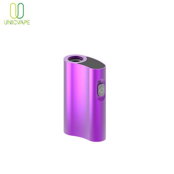 Mini scatola mod penna Vape preriscaldamento batteria ricaricabile penna connettore magnetico di preriscaldamento Vape usb 510 cartuccia filo