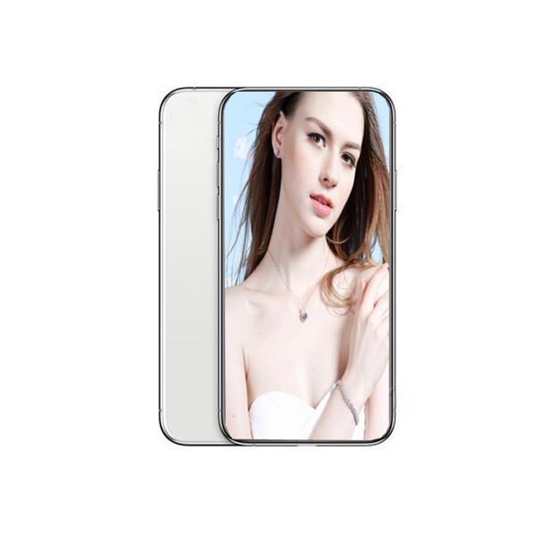 Sbloccato Goophone Andorid 11 plus 1 GB di RAM 4GB / 8GB 16GB ROM / ADD 8GB Memory Card Visualizza 4G LTE quad-core del cellulare scatola sigillata