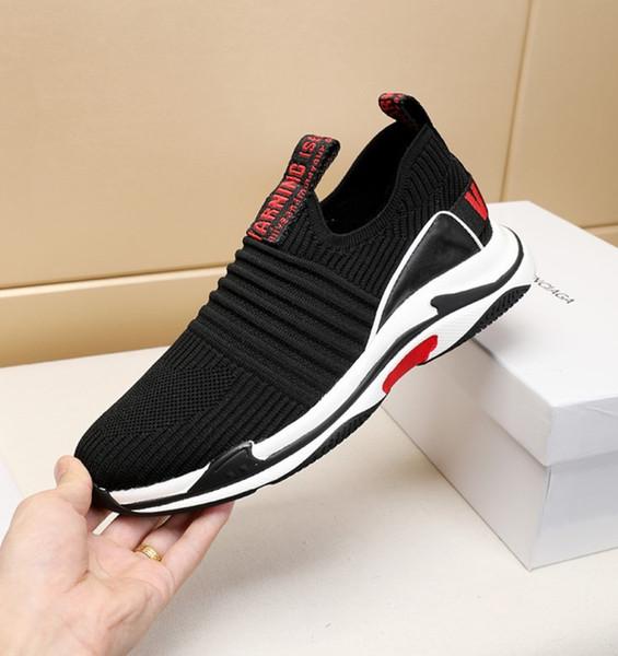 2019 chaussures ultra-explosives portables respirantes pour hommes en mesh respirant chaussures de sport 38-44