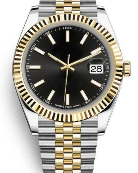 best selling 2020 Mens automatic Watch 41mm President Datejust 126333 126300 126334 126301 126333 116334 126331 Asia 2813 Movement Automatic Watches
