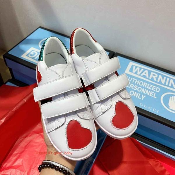 Роскошный Дизайнер Повседневная детская Обувь Дышащая Детская Обувь для Девочек Новые Детская Повседневная Обувь Для Мальчиков Девочек Мода Белый Кроссовки 0901