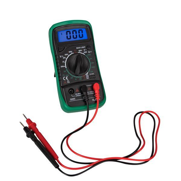 ANENG XL830L LCD Multimeter digital profissional electric Voltmeter Ammeter AC DC OHM Volt Tester pocket good multimeters
