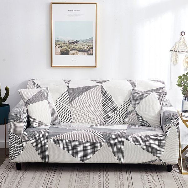 2019 Sofa Slipcovers Elastic Sofa Cushion Covers Washable Couch Cover For  Living Room 1/2/3/4 Seater From Catherinestores, $10.05 | DHgate.Com