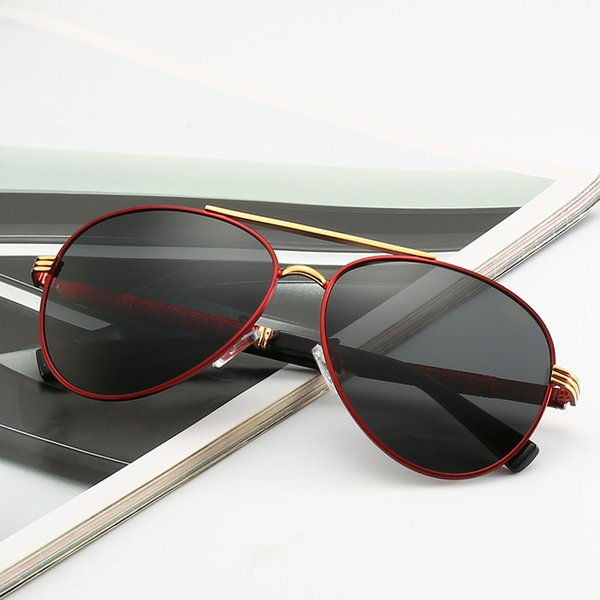 a7cb74e42 Europe and US popular sunglasses, sport cycling eye sunglasses men women  fashion Ocean Clear Lens