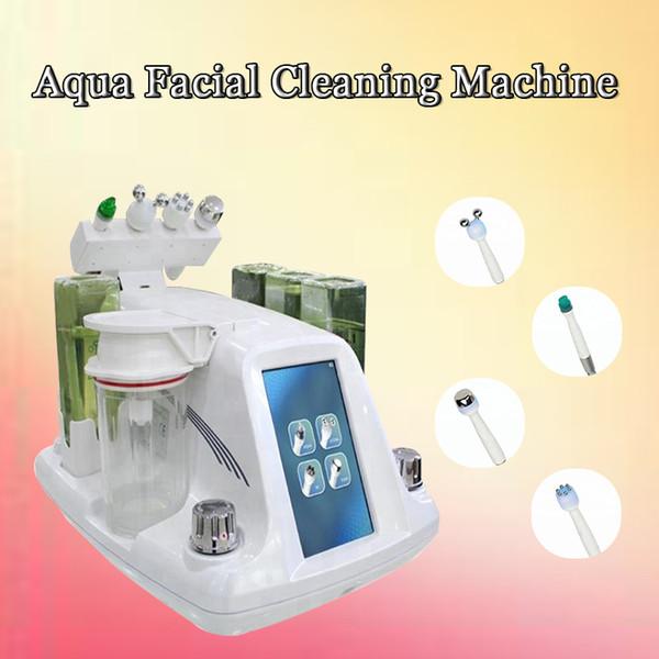 En çok satan Hydra Dermabrazyon RF Biyo kaldırma Spa Yüz Makinesi / Aqua Yüz cleaningl Makinesi / su Soyma Dermabrazyon
