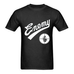 Враг общества 1991 сценарий рэп Деф Джем мужская футболка S-2XL