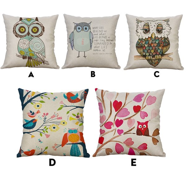 Cusions orthopedic seat cushion Simple Linen Creative Lovely Pillow Cover Pillowcase Car Soft galette de chaise coussin