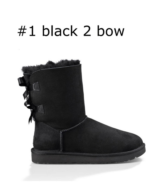 1 black 2 bow