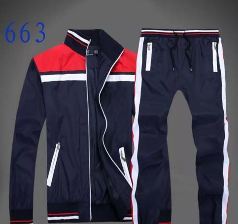 Herbst Männer volle zipM-XXL pol Trainingsanzug Männer Sportanzug weiß billige Männer Sweatshirt und Hosenanzug Hoodie und Hose Set Trainingsanzug Männer