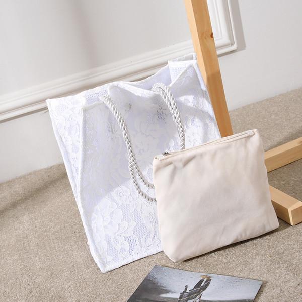 W&M Lace Canvas Bag Baseball Tote Bags Sports Bags Casual Tote Softball Bag Football Soccer Basketball Bag Cotton Canvas Material