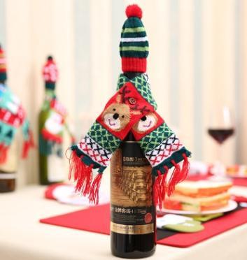 # 2 غطاء زجاجة النبيذ