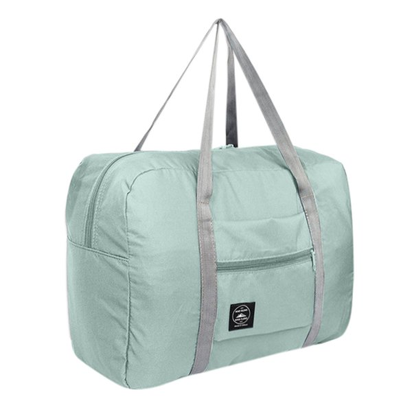 MUQGEW Unisex Totes Large Capacity 2019 Hot Fashion Polyester Simple Handkerchief Bag Travel Carry On Luggage Bag Bolso