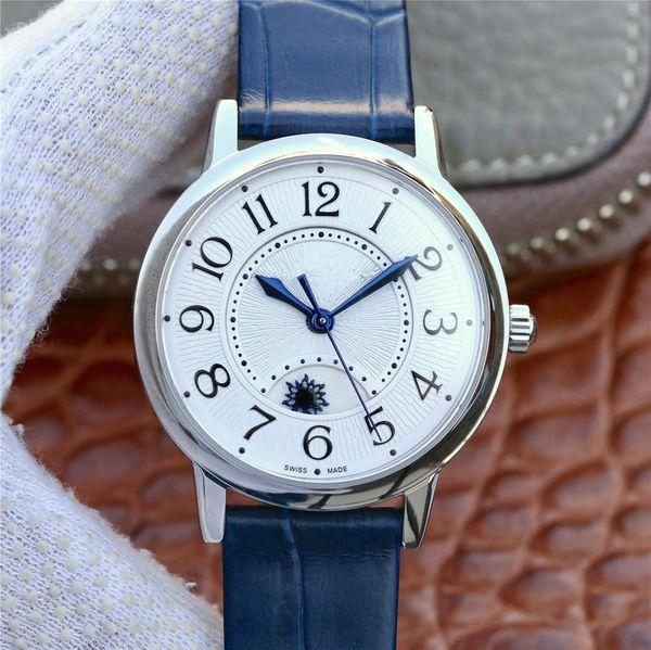 Mouvement mécanique automatique de montre DE luxe 9015 ultra-mince montres montres de créateurs en verre saphir résistant à la sueur