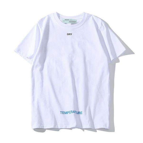 T-shirt de manga curta de verão T-shirt T-shirt da maré de rua T-shirt  amantes do estudante manga curta de manga curta T simpatia maré acdc290ebe2ff