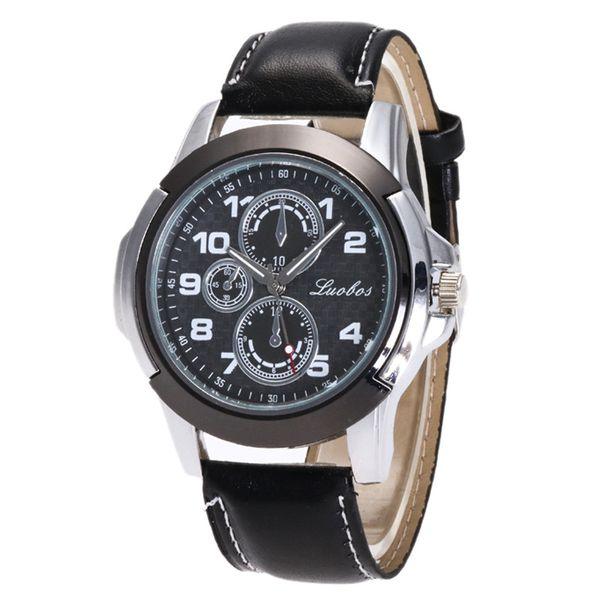 Mdnen 2019 Mens watches top  Watch Man Roman Scale Male Quartz Watch Business Men's Men Clock Relojes Hombre