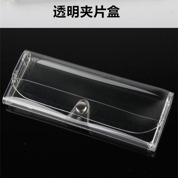 Прозрачный Клип Box-Regular