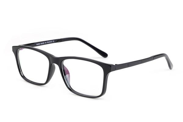 Brand Designer New 2019 classical Eyeware Men Women clear lens Brand Designer eyeglasses full frame Glasses Oculos With cases and box