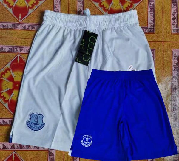 2019 2020 Everton Football Shorts WALCOTT Y.MINA Sigurdsson 19 20 football Shorts de sport pantalons S-2XL