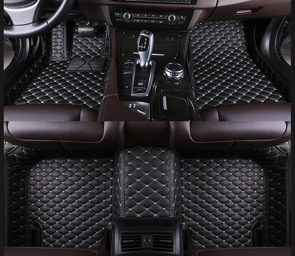 Applicable to the 2017-2019 Honda AVANCIER car mat carpet knitted LOGO free delivery