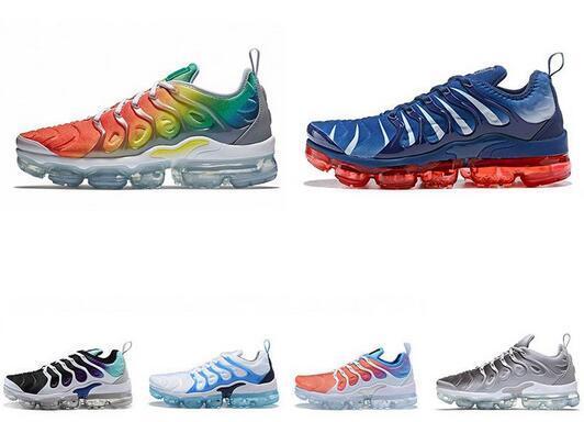 TN artı Kadın Erkek Eğitmenler Koşu Ayakkabıları Oyunu Kraliyet Turuncu ABD Mandalina Nane Üzüm Volt Hiper Menekşe Tn Tasarımcı Ayakkabı Boyutu 36-46