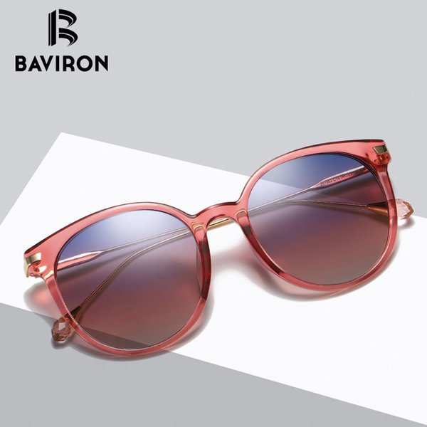 9bc9aa5537ddd Designer Cat Eye Sunglasses Women Polarized Vintage Luxury Round Polaroid  Women Sunglasses Diamond Fashion Sun Glasses