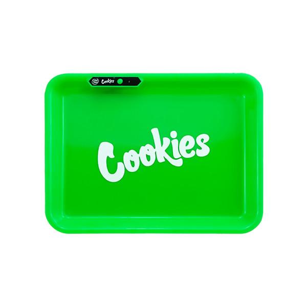 Las cookies verde