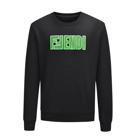 HOT Roma Fashion FF Letter Brand Designer Luxury Men & Women Hoodies FENDS #015 Cool Eyes With Label Autumn Winter Sweatshirts Jackets GG BB